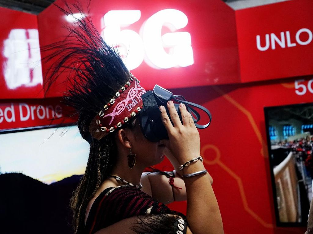 Suntik Mati TV Analog, Berkah Layanan 5G di Indonesia