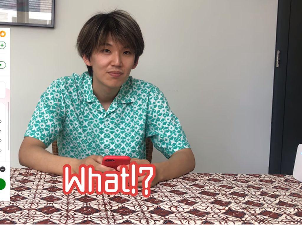 Pesan Makanan Via Ojol, Orang Jepang Ini Kaget dapat Harga Murah