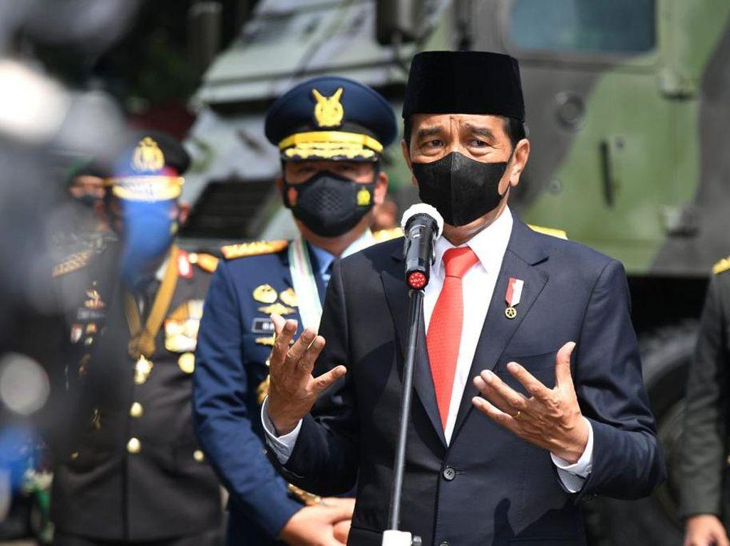 Jokowi Akan Jadi Inspektur Upacara Penetapan Komcad di Batujajar Besok