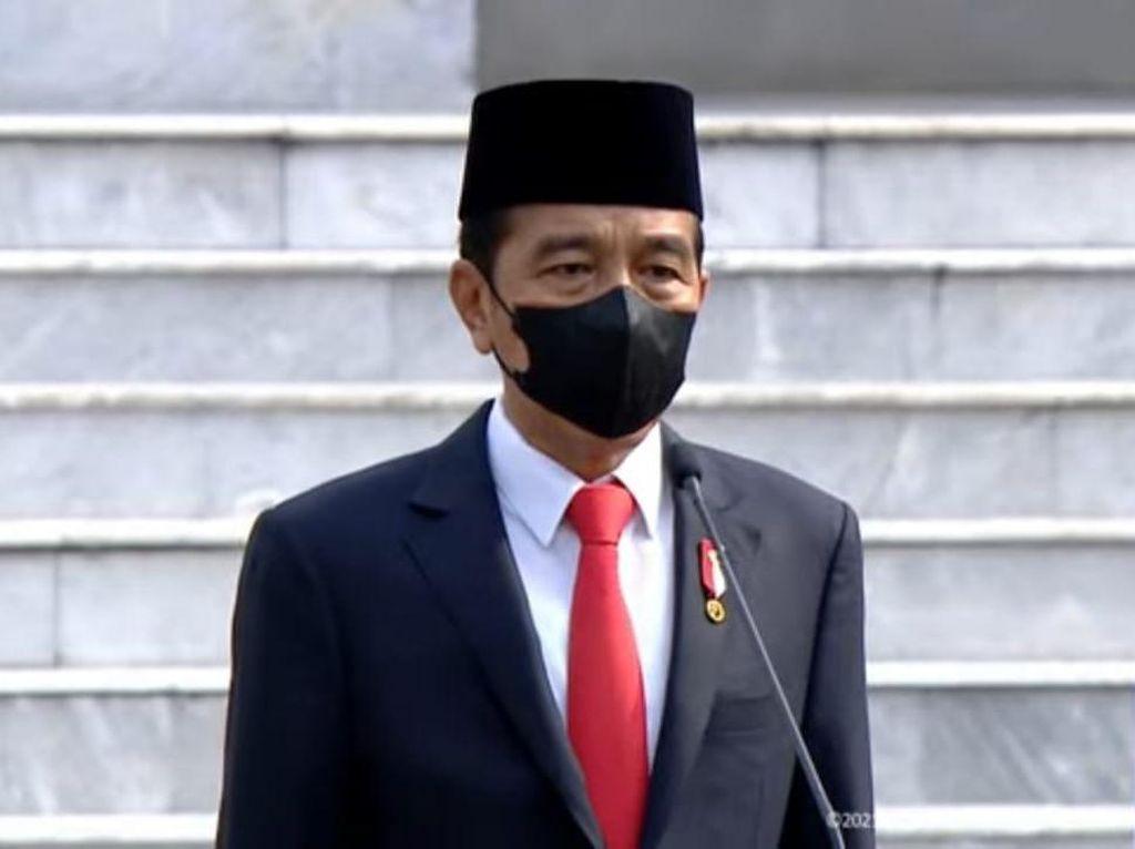 Jokowi Teken PP tentang Lelang Benda Sitaan KPK