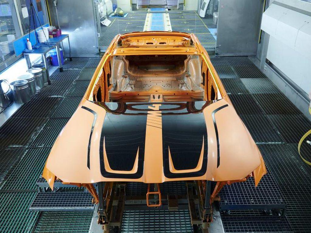 BMW Pamer Sistem Cat Robot: Ngecat Mobil Semudah Ngeprint