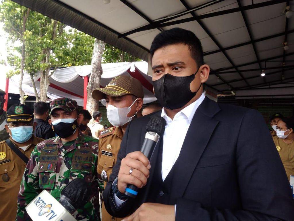Bobby Perintahkan Anak Buah Sikat Habis Pungli dari Pajak di Medan