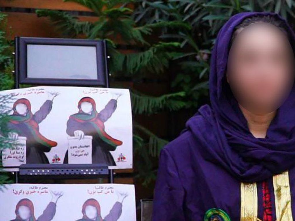 Cerita Jaksa Wanita Afghanistan Diancam Pria yang Pernah Dituntutnya