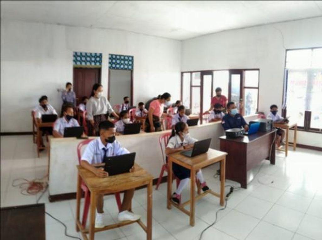 Persiapan Asesmen Nasional bagi Siswa Pelosok