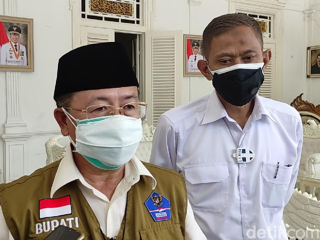 Bupati Cianjur Larang Kantin Sekolah Buka Selama PTM