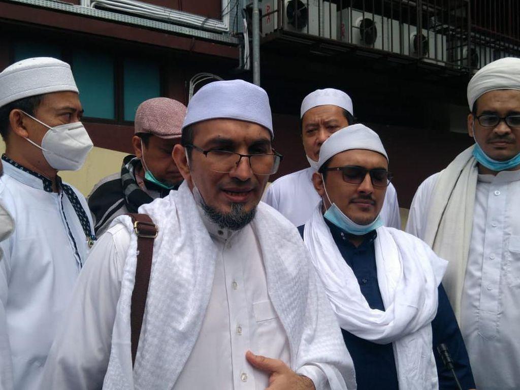 Hari Kebebasan Eks Ketum FPI Saat Habib Rizieq Masih di Balik Jeruji