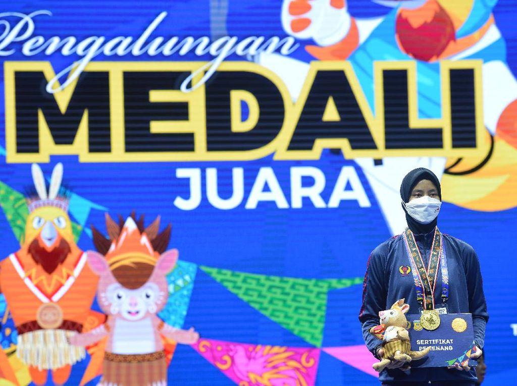 Daftar Perolehan Medali PON Papua, Mahasiswa Unnes Sumbang 13 Medali Jateng