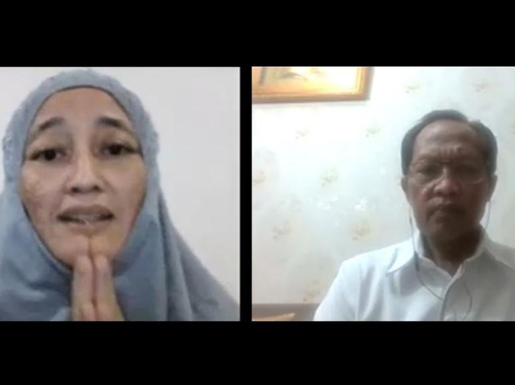 Saiful Mahdi Dapat Amnesti Jokowi, Istri Cerita Saat Tagih Janji ke Mahfud