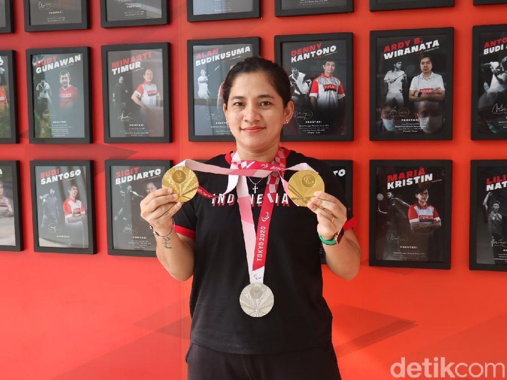 Leani Ratri Oktila Bidik Emas di Asian Para Games dan Paralimpiade 2024