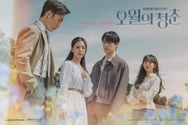 Youth of May adalah salah satu drama yang dibintangi Lee Sang Yi