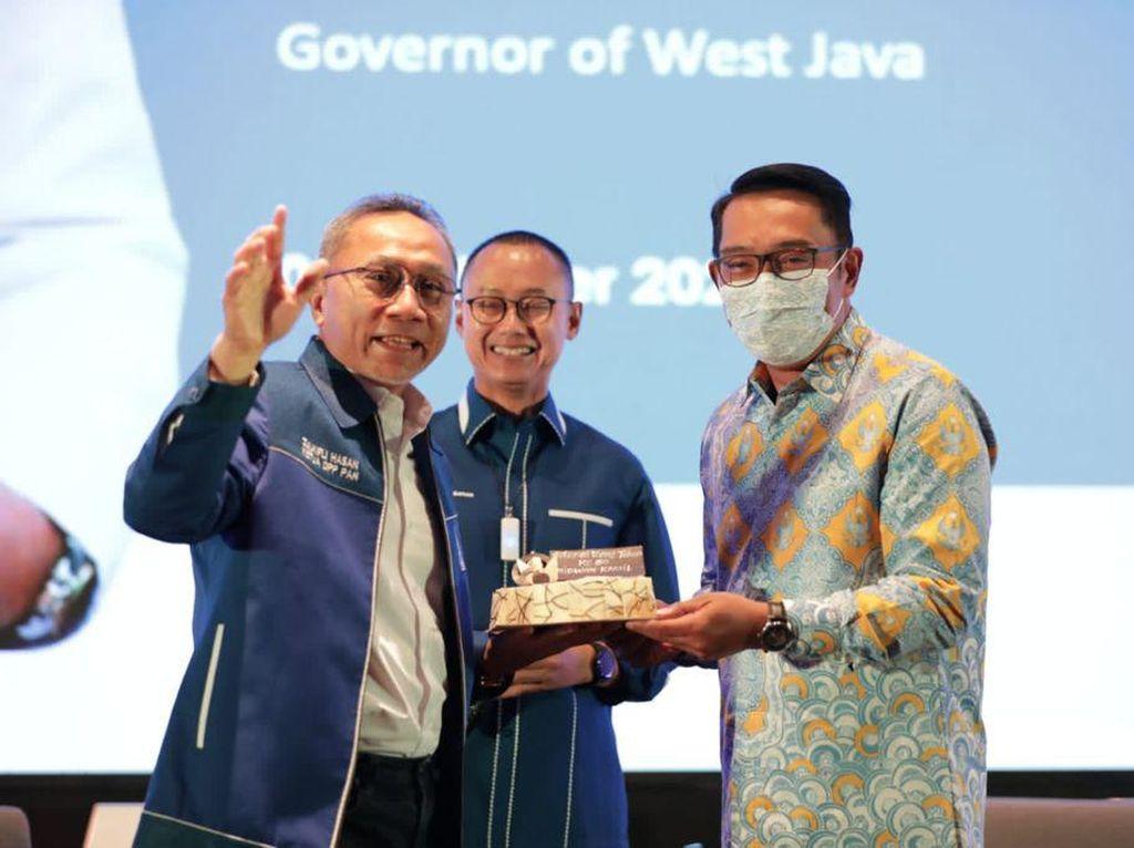 Menakar Peluang Ridwan Kamil Maju di Pilpres 2024 Bersama PAN