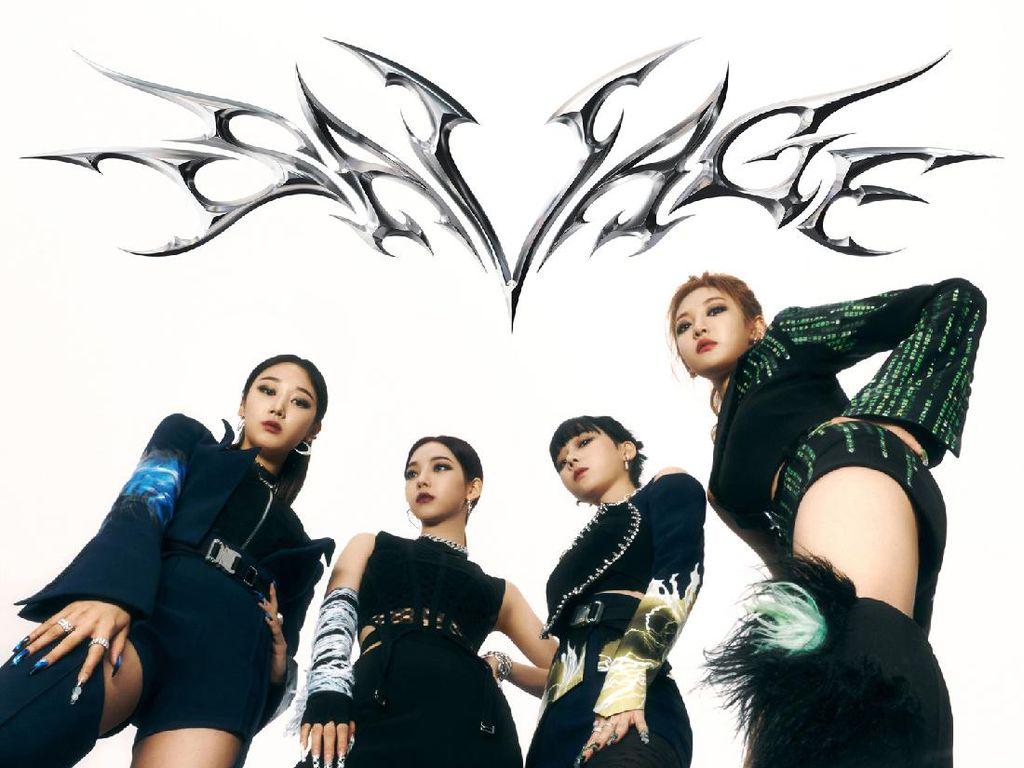 4 Prestasi Membanggakan aespa Lewat Mini Album Perdana Savage