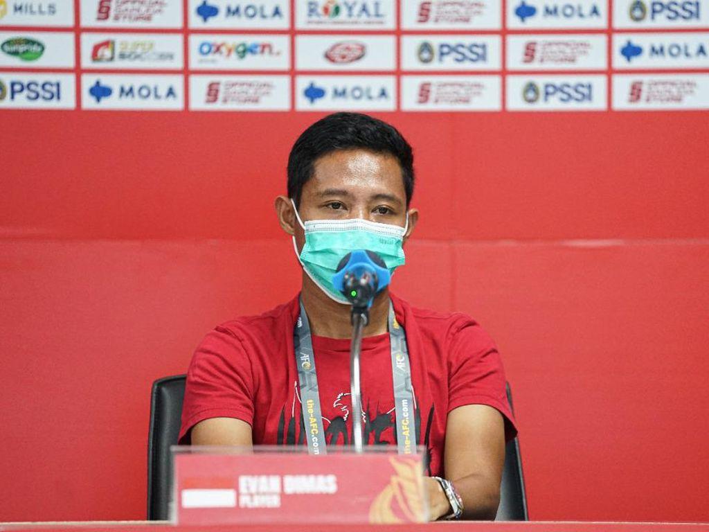 Evan Dimas: Timnas Indonesia Wajib Menang Lawan Taiwan