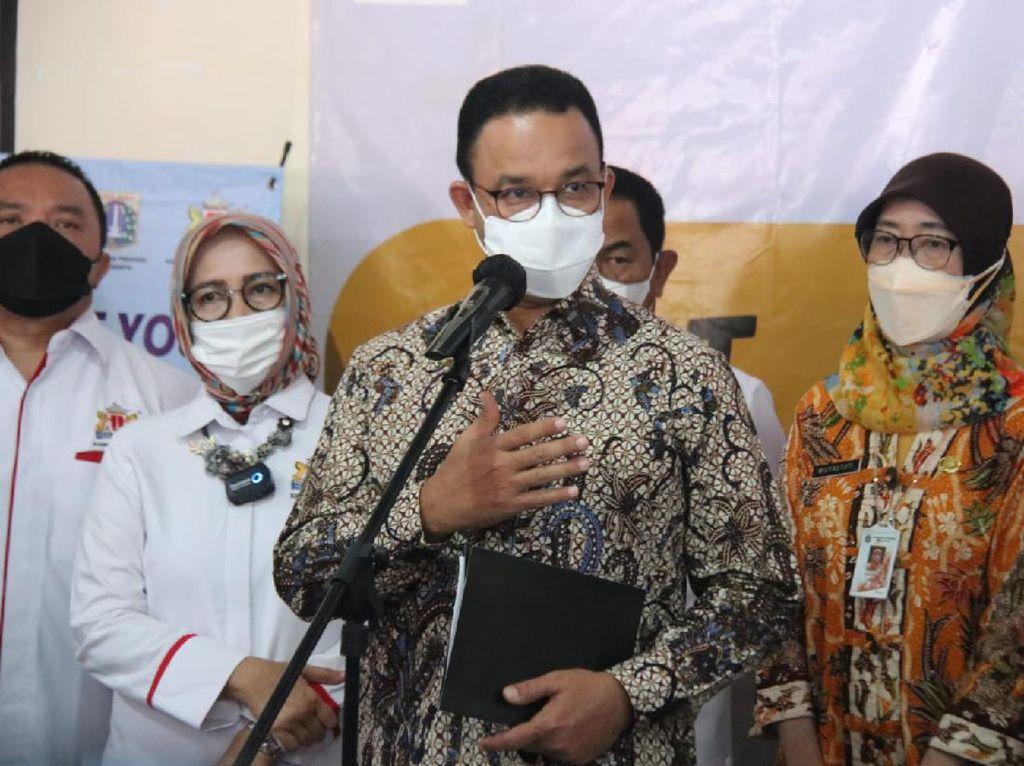 Pemprov DKI Gelar Vaksinasi COVID untuk Pengungsi WNA di Jabodetabek
