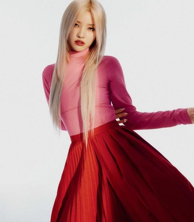 Idol perempuan soyeon