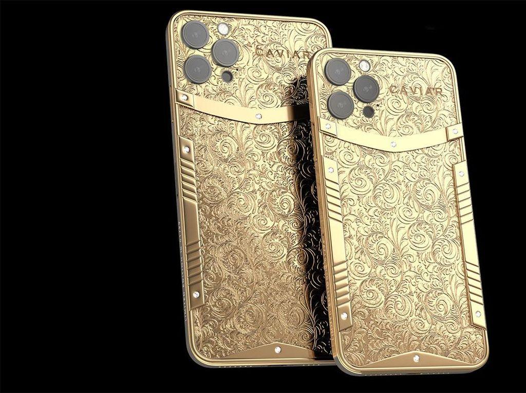 iPhone 13 Pro untuk Sultan, Harganya Hanya Rp 605 Juta