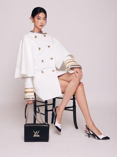 Jung Ho Yeon untuk Louis Vuitton
