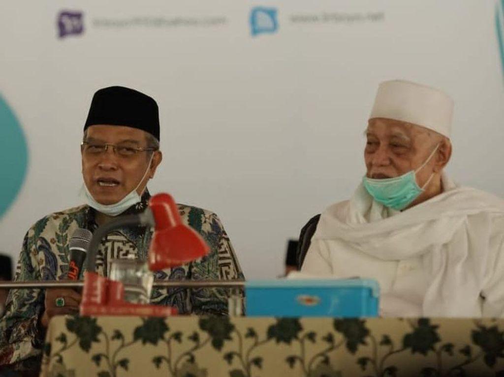 Ada Nama Yahya Staquf di Bursa Ketum PBNU, Said Aqil: Semua Kader NU Berhak