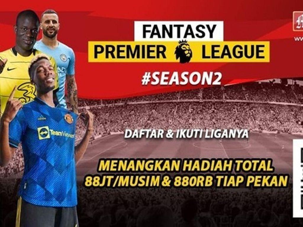 Ini Dia Juara Pertama EPL Fantasy League Game Week 7