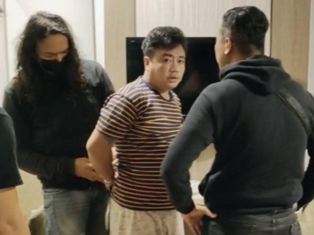 Begal Sadis di Makassar Dibekuk Saat Asyik Ngamar di Hotel