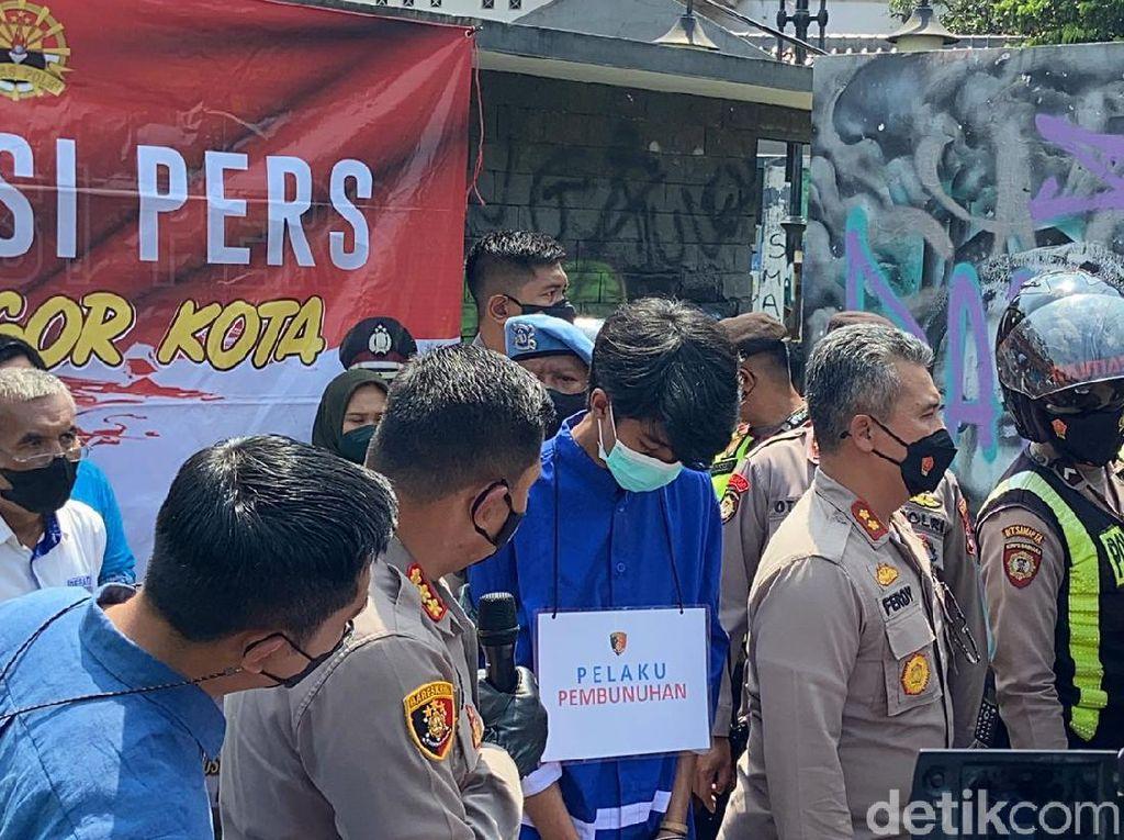 Kronologi Penusukan yang Tewaskan Pelajar di Kota Bogor