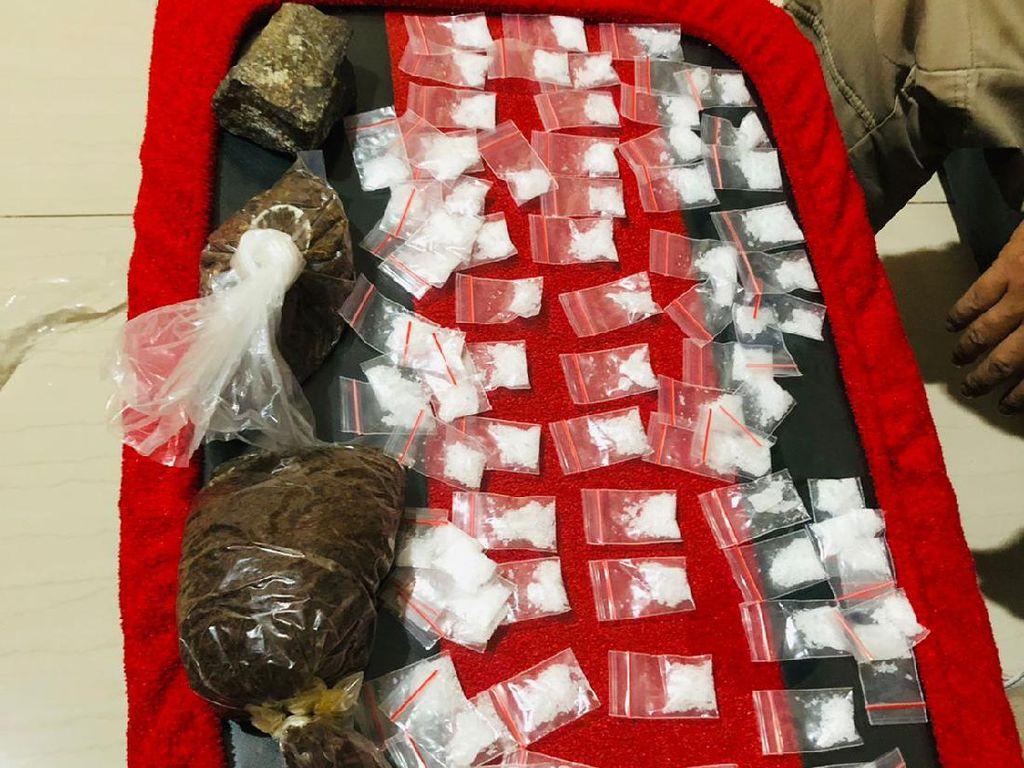 Puluhan Plastik Isi Sabu Diselundupkan ke Lapas Banceuy Bandung