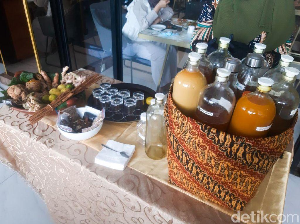 Sarapan Pancake dan Minum Jamu Gendong di Hotel Bintang 4 Bogor