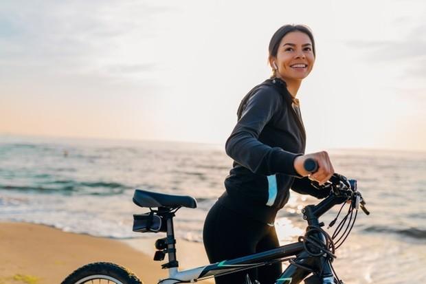 Tetap aktif bergerak untuk menjaga kesehatan ginjal.