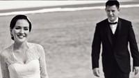 Foto Ini Diharapkan Sudahi Isu Cerai Shandy Aulia dan Suami