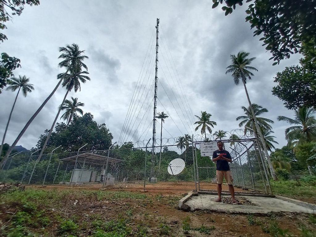 Cek Jaringan 4G XL di Pelosok Sumatera, Ini Daftar Lengkapnya