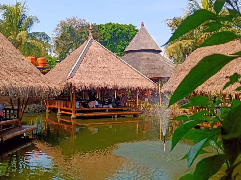 7 Tempat Makan Saung di Depok yang Cocok Buat Ngariung dan Makan Enak