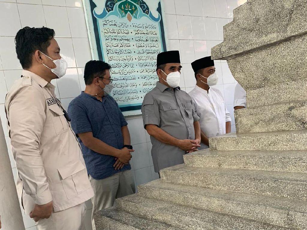 Pimpinan MPR Ahmad Muzani Ziarah ke Makam Pangeran Diponegoro