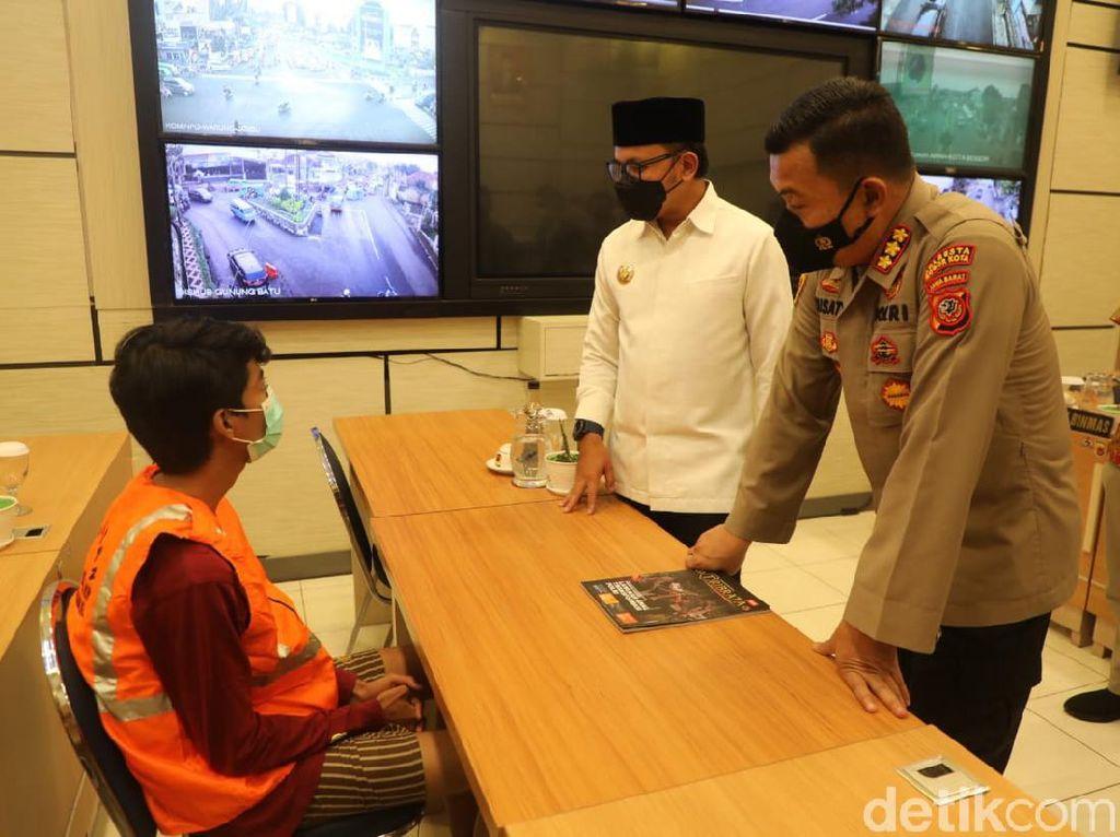 Siswa SMAN 7 Bogor Tewas Ditusuk, Bima Arya Setuju PTM Disetop