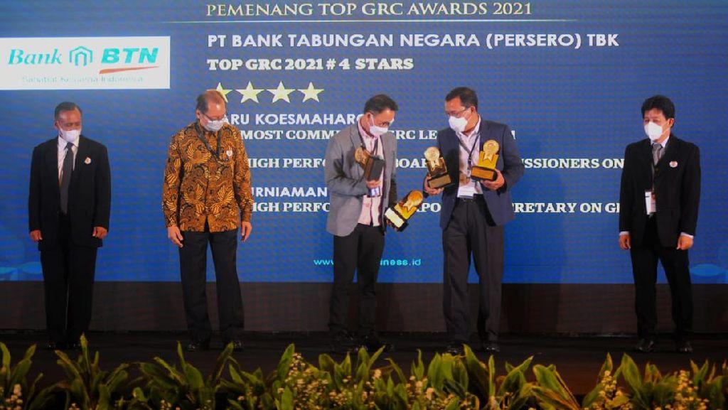 BTN Borong Penghargaan Bergengsi