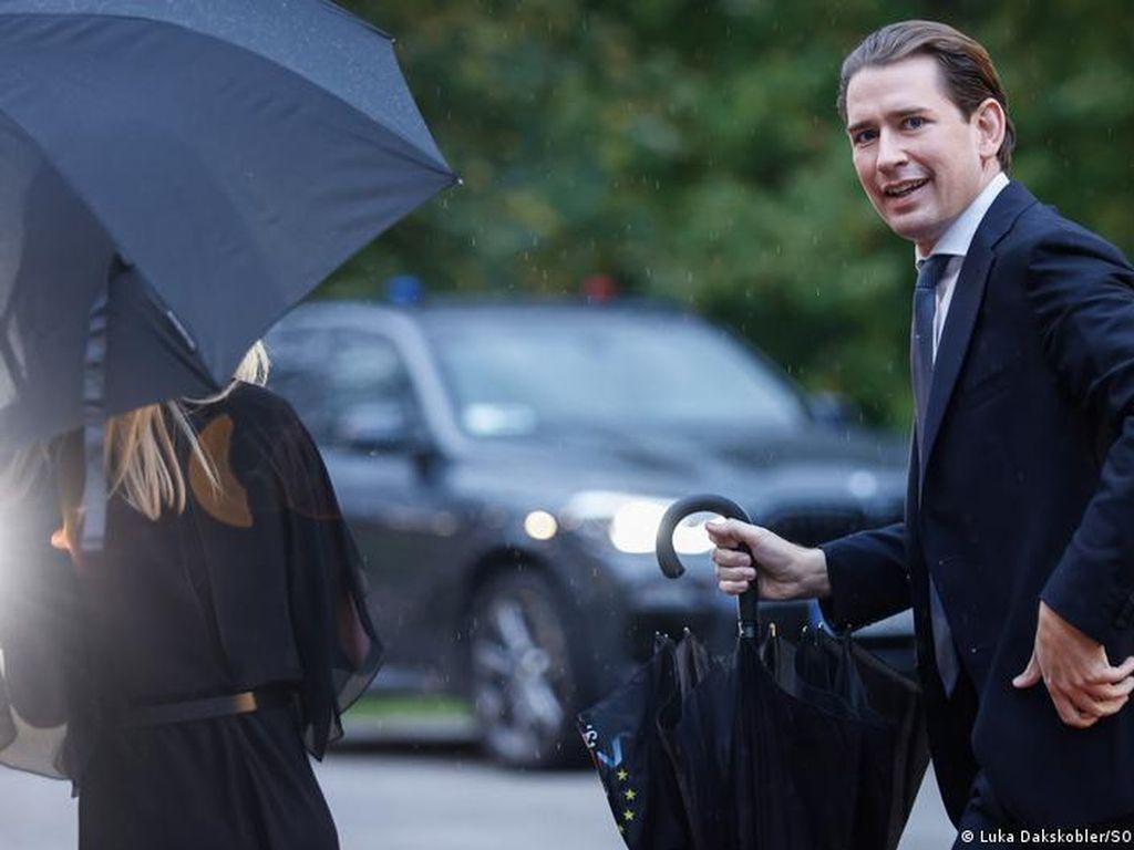 Dituduh Bayar Media untuk Poles Berita, Kanselir Austria Diusut Kejaksaan
