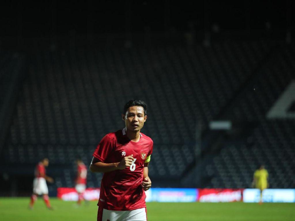 Evan Dimas: Timnas Belum Aman