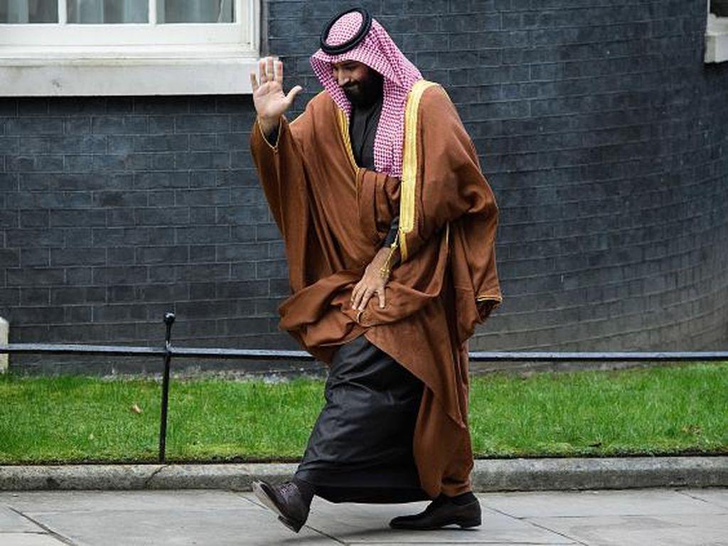 Fulus Pangeran Arab Saudi di Dunia Teknologi