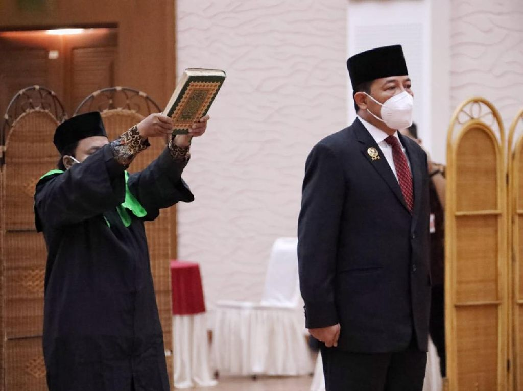 BSSN Punya Wakil Kepala Baru, Komjen Dharma Pongrekun Dicopot?
