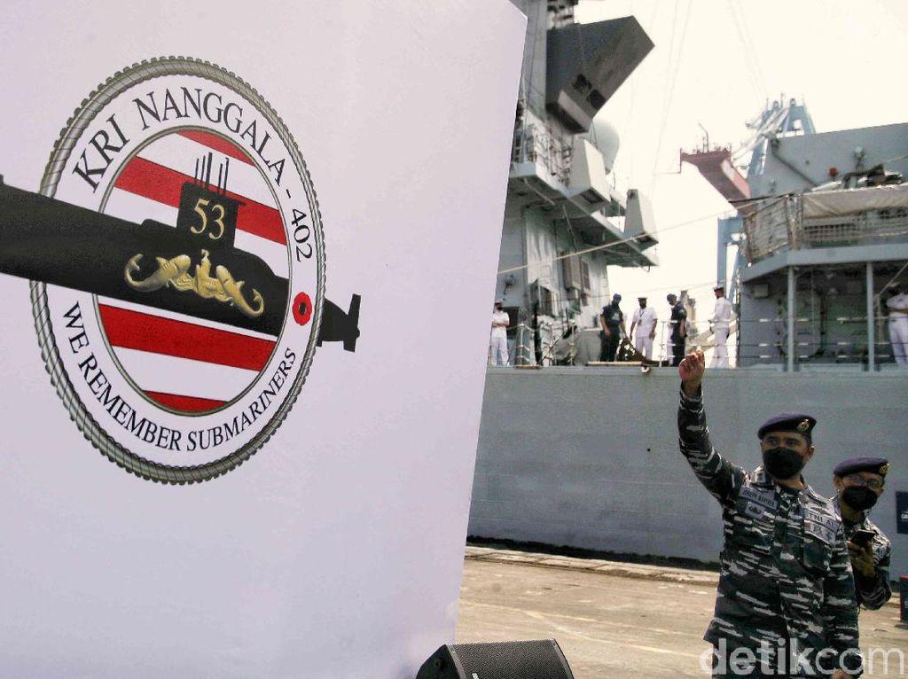 Angkatan Laut Inggris Ucapkan Belasungkawa Terkait Tragedi KRI Nanggala 402