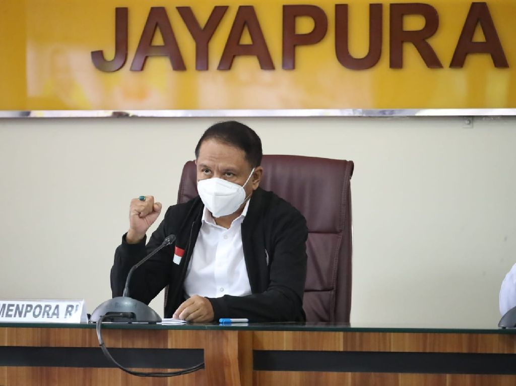 Menpora Pede Kesuksesan PON Menular ke Peparnas Jayapura