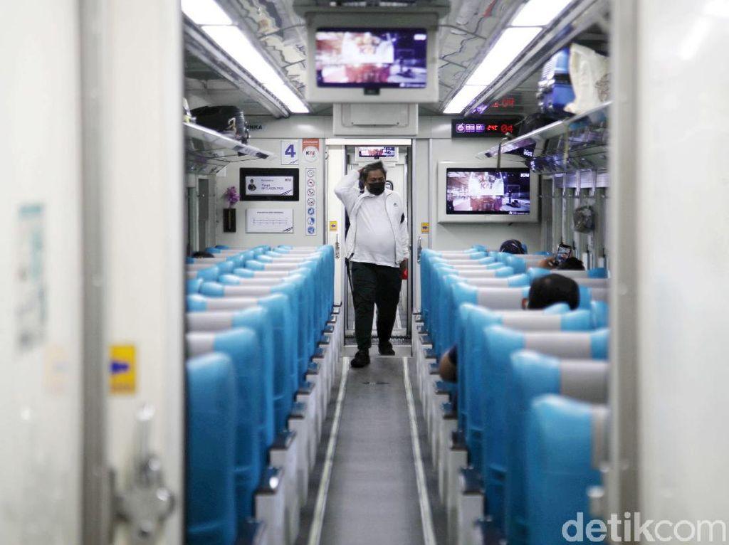 Syarat Naik Kereta Api Oktober 2021, Cek Dulu Sebelum Pesan Tiket