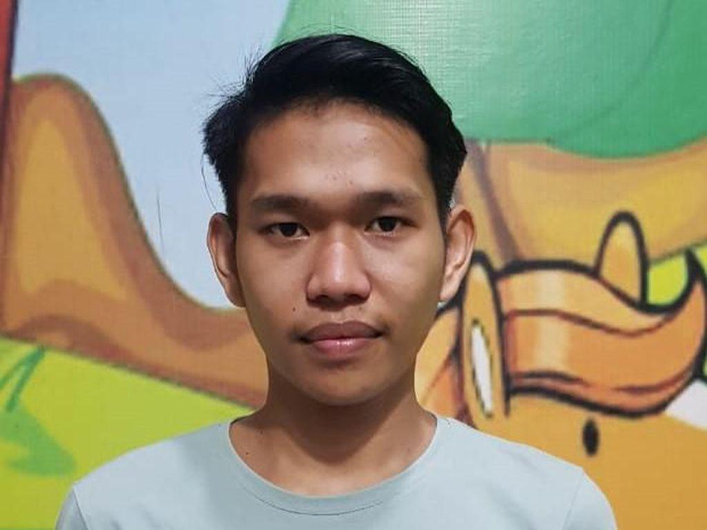 Sayembara Berhadiah Cari Penculik Anak Kabur dari Polres Gowa, Ini Tampangnya
