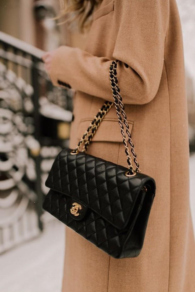 Tas Chanel model klasik