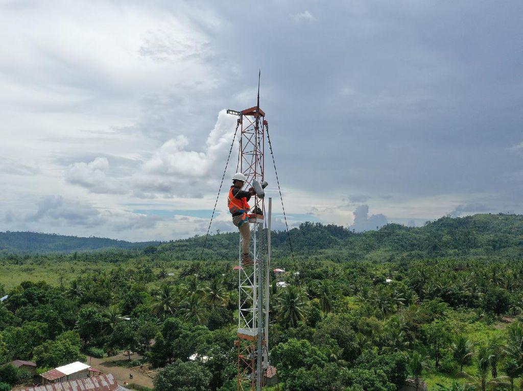 Telkomsel Bawa Sinyal 4G ke Wilayah 3T, Ini Lokasinya