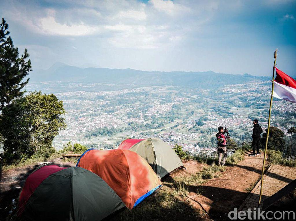 Foto: Rekomendasi 3 Tempat Kemping Cantik di Lembang, Catat Ya!