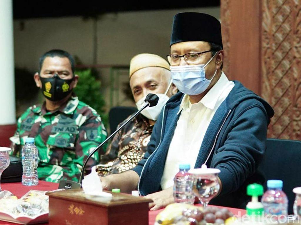 Haul KH Hamid Seminggu Lagi, Pemkot Terapkan Prokes Ketat