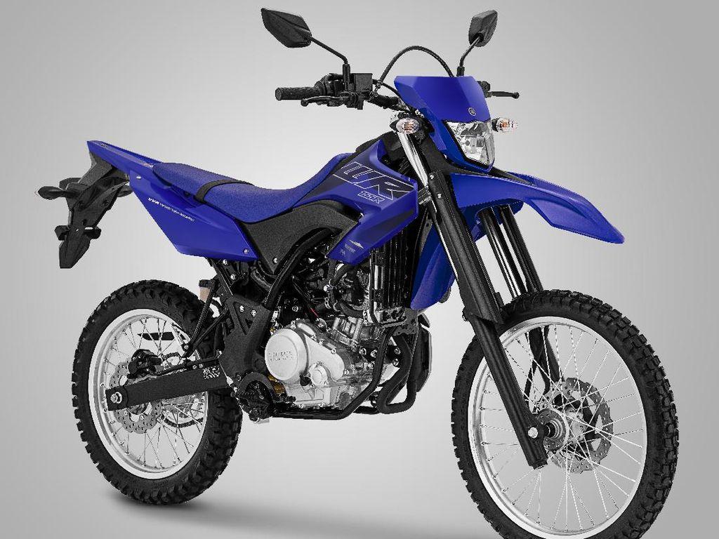 Yamaha WR155R Punya Baju Baru Terinspirasi dari YZ450F, Segini Harganya
