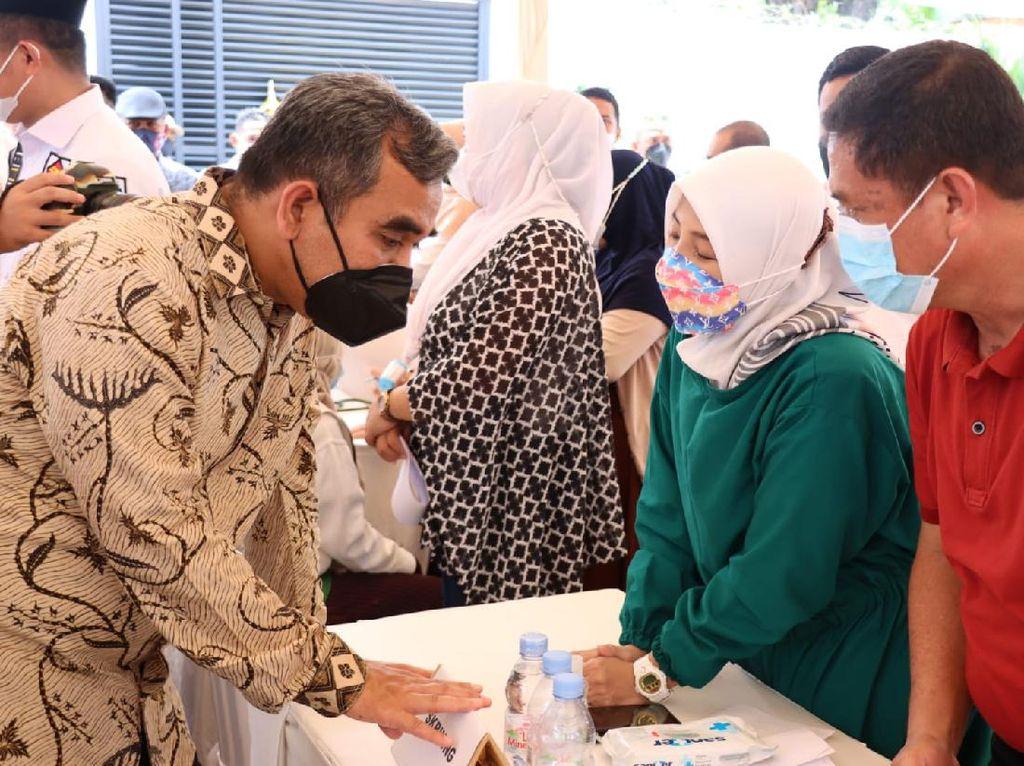 Ahmad Muzani: Upaya Vaksinasi di Sulsel untuk Rakyat Sehat & Negara Kuat