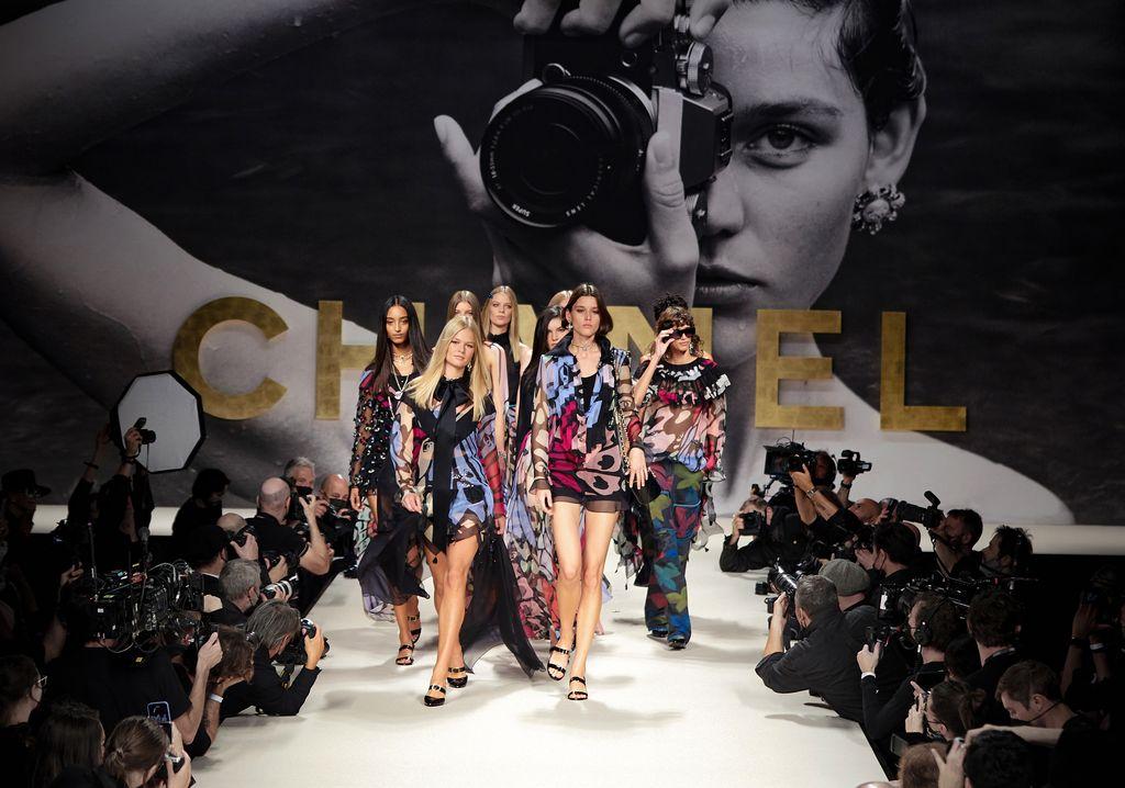 Chanel spring/summer 2022