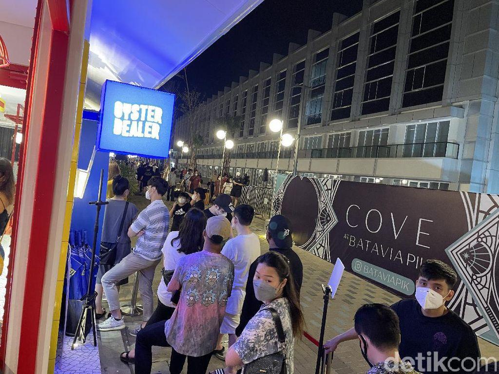 Tempat Ngemil Hits ala Korea di Teluk Jakarta, Wisata Rp 1.000 di Malang